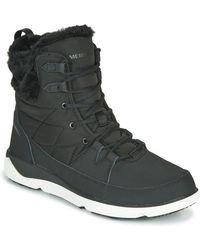 Merrell Farchill Mid Lace Ltr Polar Ac+ Wp Snow Boots - Black