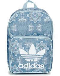 6df5b7ccde adidas Bp Daily Women s Backpack In Multicolour in Black - Lyst