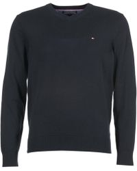 Tommy Hilfiger - Pacific V Men's Sweater In Blue - Lyst
