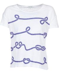 Armor Lux Diojsero T Shirt - White