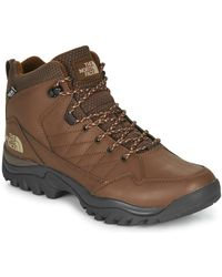 The North Face Storm Strike Ii Wp Snow Boots - Brown