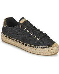 Replay Winn Espadrilles / Casual Shoes - Black