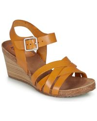 Kickers Solyna Sandals - Brown