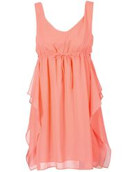 Naf Naf Lalita R1 Dress - Pink