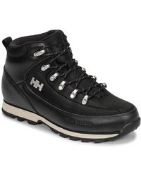 Helly Hansen The Forester Mid Boots - Black