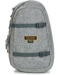 Rip Curl Blizzard Sling Cordura Backpack - Gray