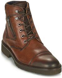 Fluchos Cavalier Mid Boots - Brown