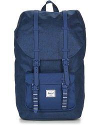 e054a8d82fd Herschel Supply Co. Select Little America Backpack in Blue for Men ...