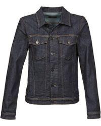 JOSEPH Eden Denim Jacket - Blue