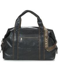 David Jones Revla Travel Bag - Black