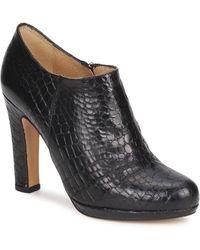 Fericelli Ombretta Women's Low Boots In Black