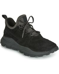 e14cb6c8410 Timberland - Brooklyn Lace Oxford Men s Shoes (trainers) In Black - Lyst