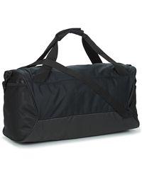 Nike Brsla M Duff-9.0 Px Gfx S Sports Bag - Black
