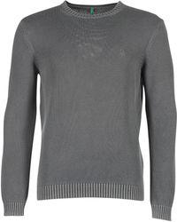 Benetton - Overzad Sweater - Lyst
