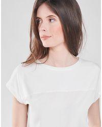 Esprit T-shirts T Shirt - White