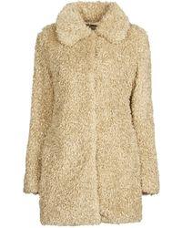 Guess Marina Coat - Natural
