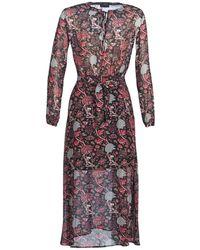 IKKS Bn30065-02 Long Dress - Multicolour