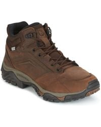 Merrell Moab Venture Mid Wtpf Mid Boots - Brown