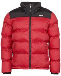 Schott Nyc Utah Jacket - Red