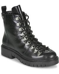 Les Tropéziennes Par M Belarbi Zantis Mid Boots - Black