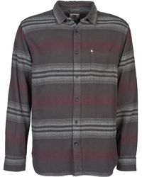 Quiksilver - Skua Long Sleeved Shirt - Lyst