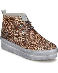 Ylati - Baia F Shoes (high-top Trainers) - Lyst