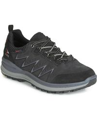 Allrounder By Mephisto Rake Off-tex Shoes (trainers) - Black