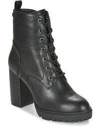 Xti 44337 Low Ankle Boots - Black