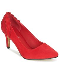 Moony Mood Jetty Women's Court Shoes In Red