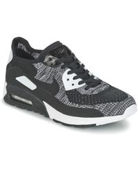 Nike - Air Max 90 Flyknit Ultra 2.0 W Shoes (trainers) - Lyst