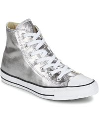 Converse - Chuck Taylor All Star Metallics Hi Shoes (high-top Trainers) - Lyst
