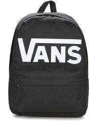 4e762ba93b3375 Vans Van Doren Origina Men s Backpack In Black in Black for Men - Lyst