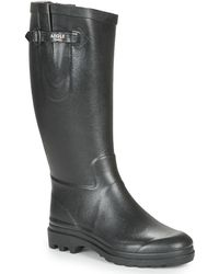 Aigle Ntine 2 Wellington Boots - Black