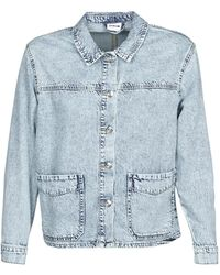 Noisy May Nmmelodie Jacket - Blue