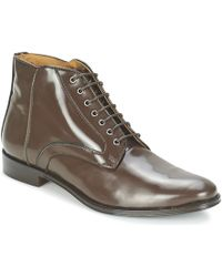 Fericelli - Tamalora Women's Mid Boots In Brown - Lyst