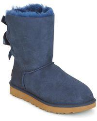 UGG Bailey Bow Ii Mid Boots - Blue
