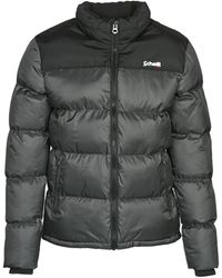 Schott Nyc Utah Jacket - Grey