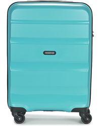 American Tourister Bon Air 55cm 4r Hard Suitcase - Blue