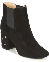 Katy Perry The Sophia Low Ankle Boots - Black