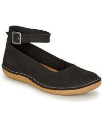 Kickers Honnora Shoes (pumps / Ballerinas) - Black