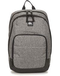 Quiksilver Burstii M Bkpk Sgrh Backpack - Grey