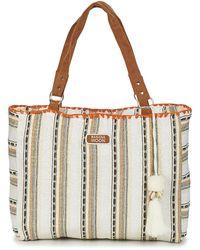 Banana Moon Tanis Synaelle Shopper Bag - Multicolour
