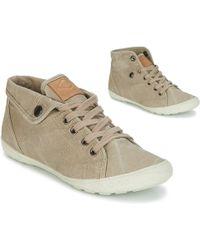 PLDM by Palladium Gaetane Twl Shoes (high-top Trainers) - Brown