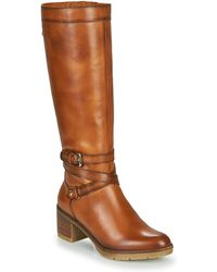 Pikolinos Llanes W7h High Boots - Brown
