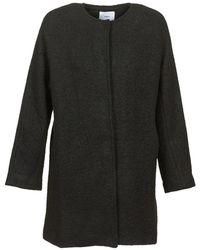 Suncoo Erine Coat - Black