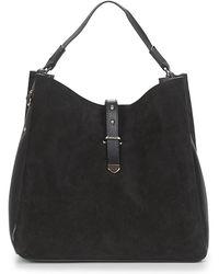 Sabrina Mathilda Handbags - Black