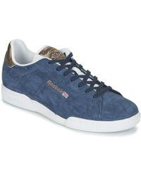654ca54f9a Reebok - Npc Ii Met Shoes (trainers) - Lyst · Vans - Sk8-mid Reissue  Ghillie Mte Men s ...