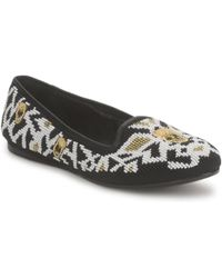 House of Harlow 1960 - Zenith Beaded Flats - Lyst