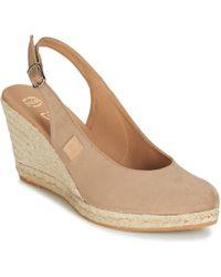 Betty London Techno Sandals - Natural
