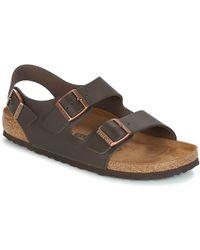 Birkenstock - 'milano' Sandals - Lyst